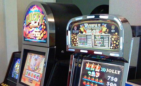 Smettere slot machine