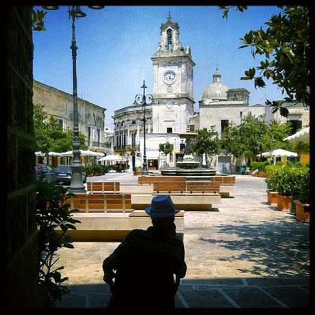 Francavilla f br vietato costruire in zona agricola e - Piscina francavilla fontana ...
