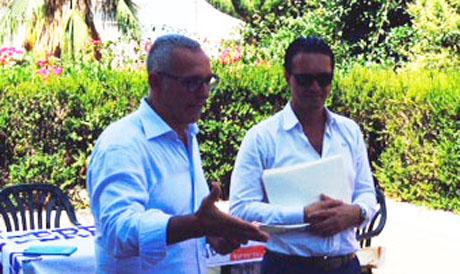Taranto comune mediterraneo l assessore cosa traccia il bilancio delle attivita svolte viv voce - Piscina mediterraneo taranto ...