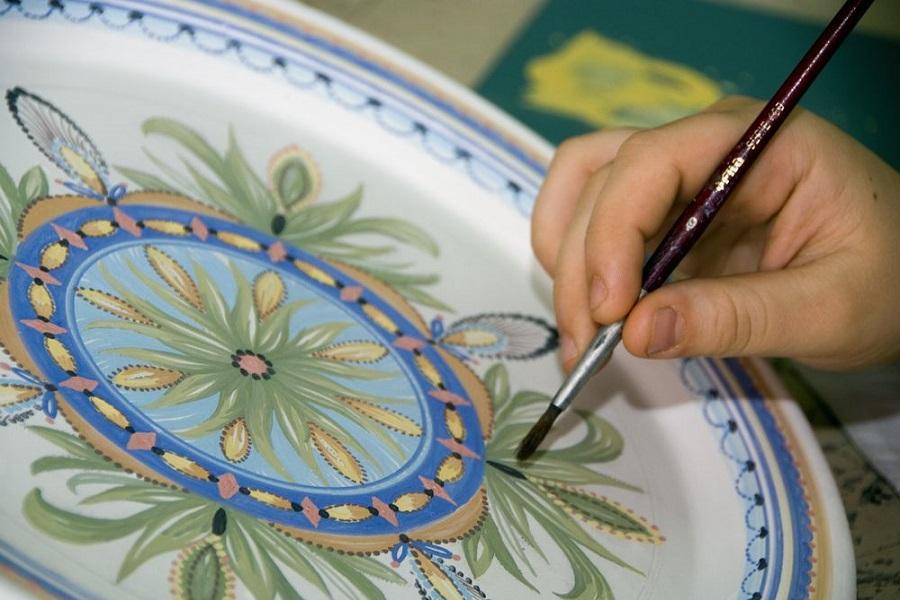 Grottaglie xxiv concorso della ceramica mediterranea for Decorazione ceramica