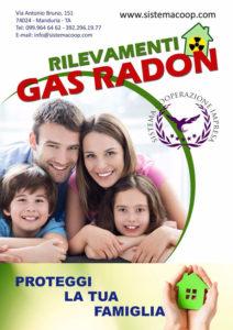 """Manduria. GAS RADON: """"APERTO UNO SPORTELLO DI CONSULENZA ..."""